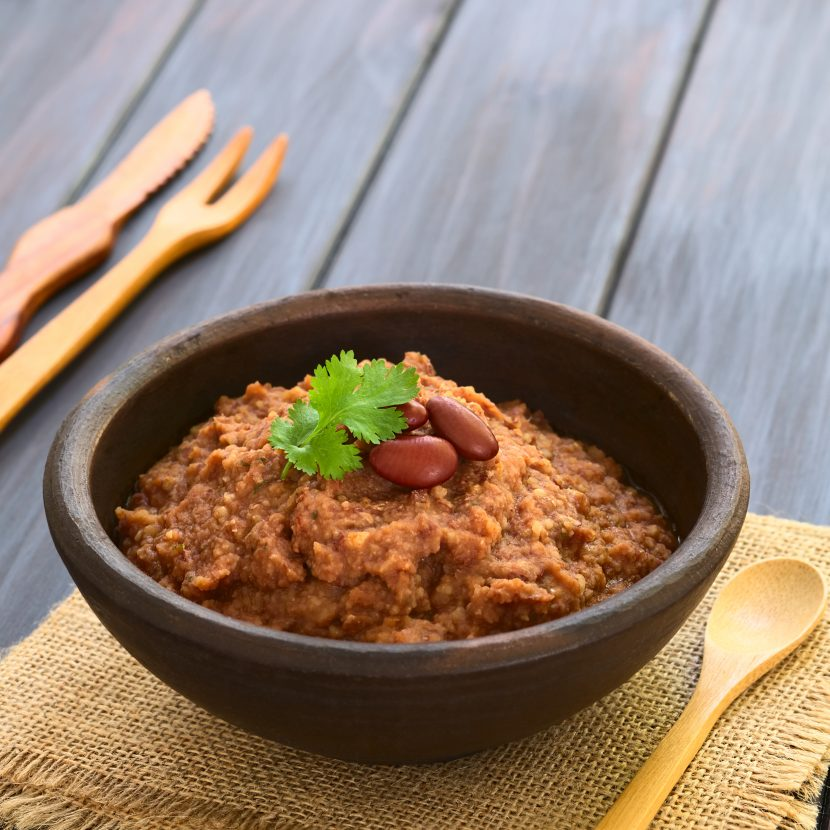 Red Kidney Bean Spread